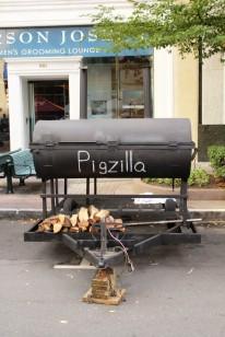 Pigzilla