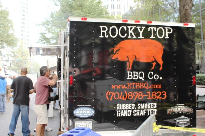 Rocky Top BBQ Co.