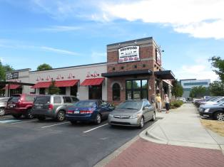 Ballantyne location of Midwood Smokehouse