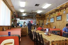 Carolina Bar-B-Q interior