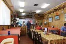 Carolina Bar-B-Q interior