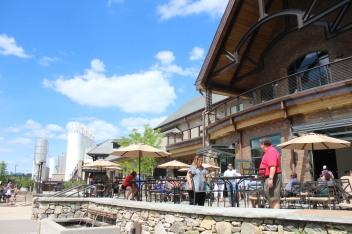 Sierra Nevada's Beer Garden