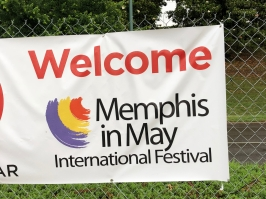 Welcome to Memphis in May